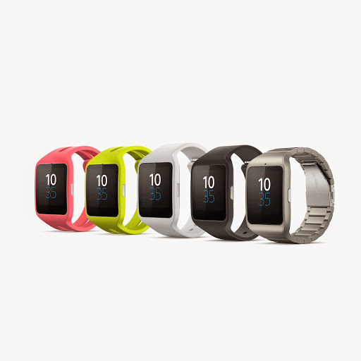 03 SmartWatch3 colour range